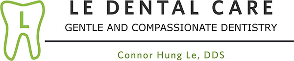 Le Dental Care Logo